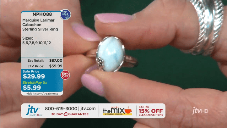Jewelry Television Live Stream 14-58-19 screenshot