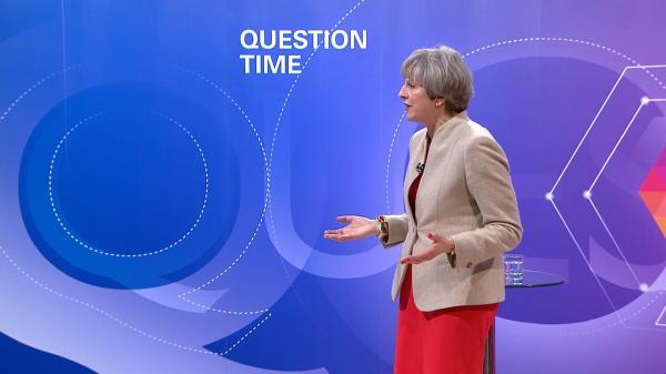 BBC Leaders Question Time 2017 - Presentation • BBC News