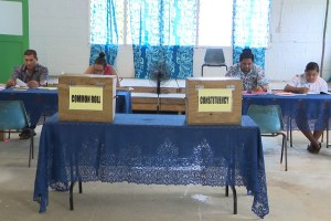 Increase in the number of registered voters for 2020 General Election