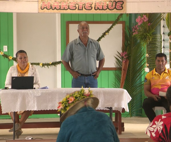 The Government provides additional support for the Niue Growers Association