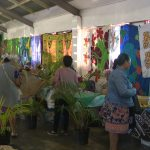Alofi North Women's Craft Show and Canoe Fishing Competition
