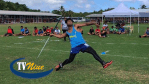 Year 13 student Hine Makaia sets the national javelin record, smashing his own school record.
