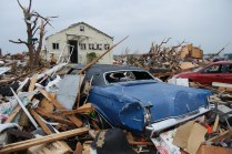 More damaged and more rubble for Joplin tornado