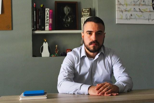 JOVEN MEXICANO ES EL NUEVO DIRECTOR DE DESARROLLO LITERARIO PARA TELEMUNDO ESTUDIOS