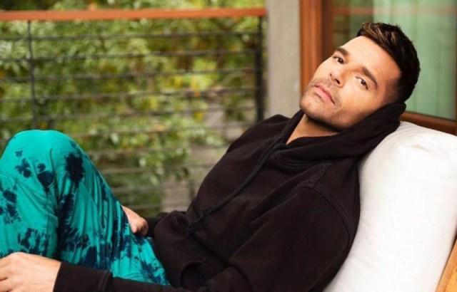 Ricky Martin llora y tiene miedo por la pandemia