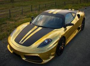 Автомобили-с-золотом-6