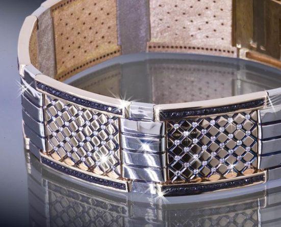 Мужские золотые браслеты