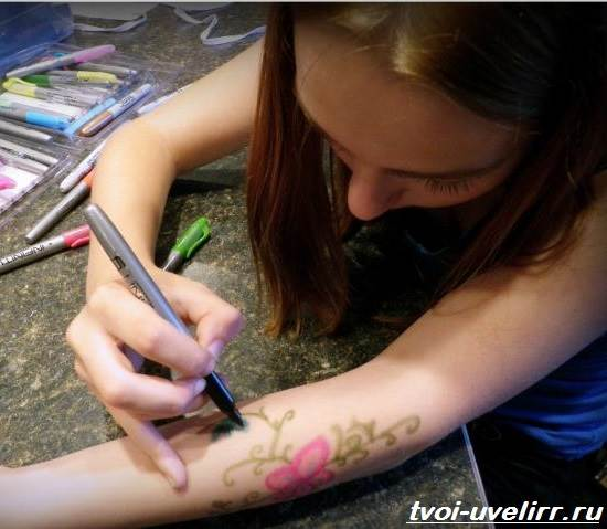 Тату-ручкой-Значение-тату-ручкой-Эскизы-и-фото-тату-ручкой-6