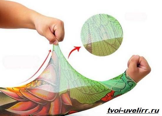 Тату-рукава-Значение-тату-рукава-Эскизы-и-фото-тату-рукава-5