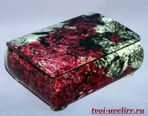 Камень-эвдиалит-Свойства-эвдиалита-Описание-эвдиалита-2