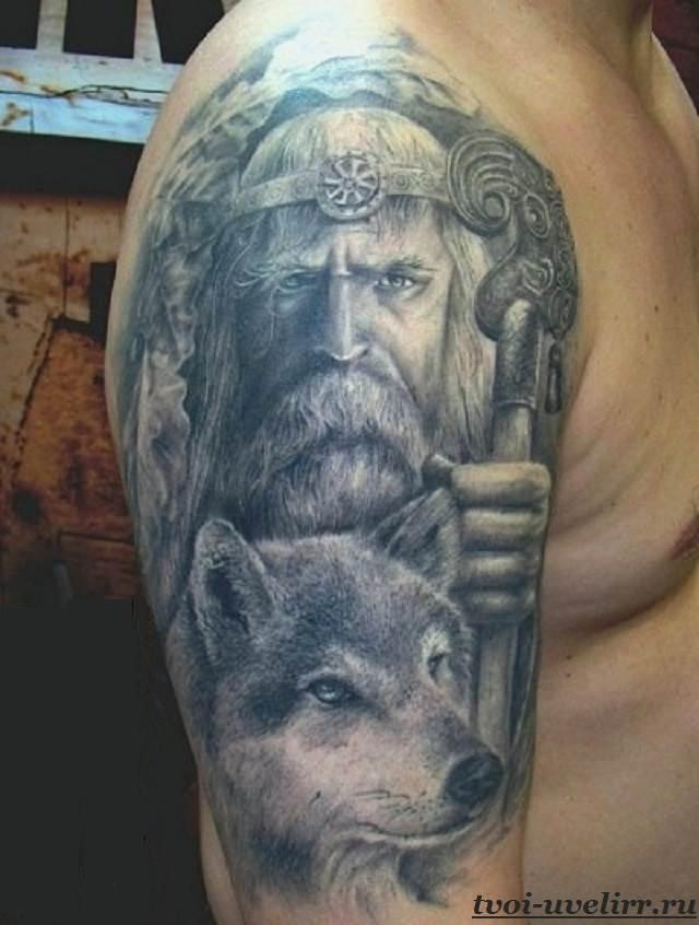 Славянские-татуировки-и-их-значение-Татуировки-в-славянском-стиле-1