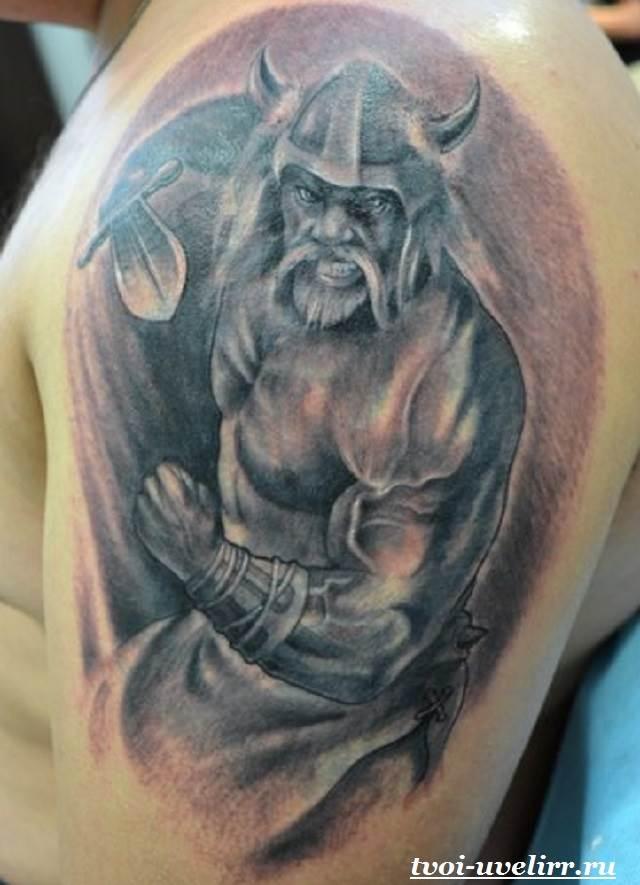 Славянские-татуировки-и-их-значение-Татуировки-в-славянском-стиле-4