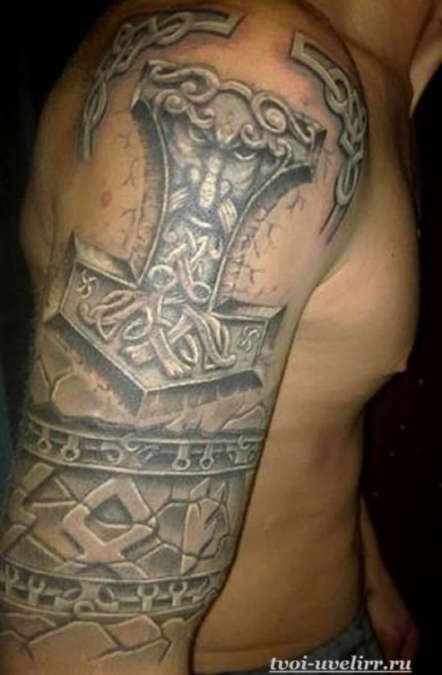 Славянские-татуировки-и-их-значение-Татуировки-в-славянском-стиле-40