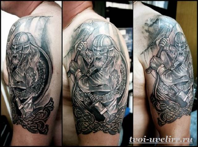 Славянские-татуировки-и-их-значение-Татуировки-в-славянском-стиле-43