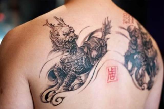 Китайские-тату-и-их-значение-2