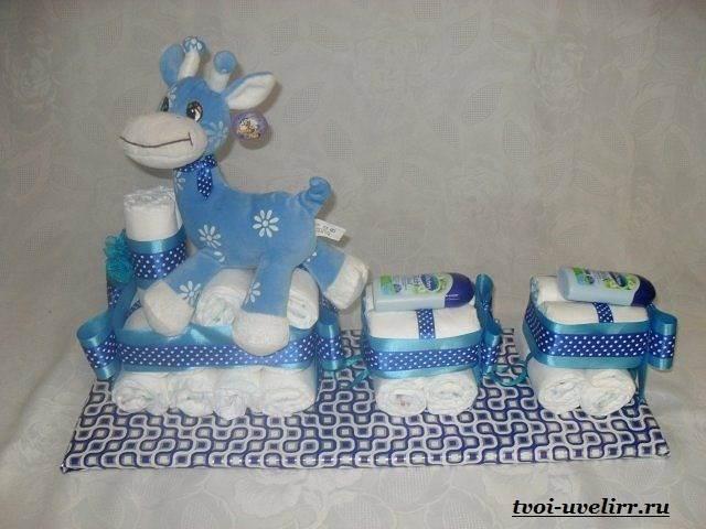 Торт-из-памперсов-Торт-из-памперсов-своими-руками-18
