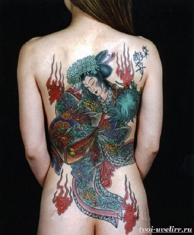 Японские-тату-и-их-значение-10
