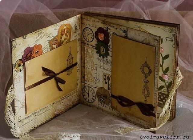 Что-такое-скрапбукинг-Скрапбукинг-альбом-Скрапбукинг-открытки-2