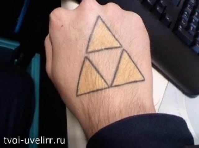 Тату-треугольник-и-её-значение-12
