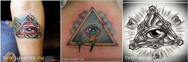 Тату-треугольник-и-её-значение-3