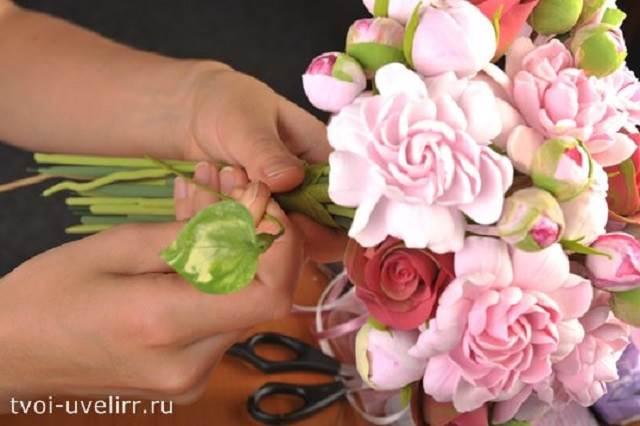 Что-такое-фоамиран-Цветы-из-фоамирана-20
