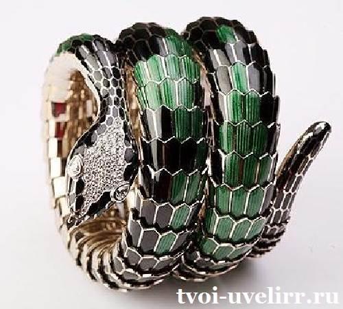 Браслет-Змея-Значения-и-виды-браслетов-Змея-10
