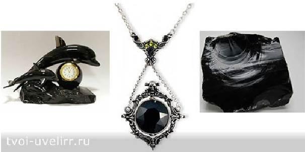 Чёрный-камень-Популярные-чёрные-камни-7