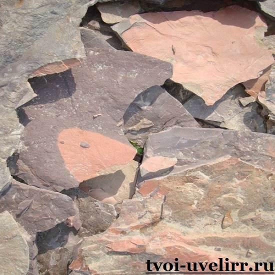 Алевролит-камень-Свойства-алевролита-Применение-алевролита-4