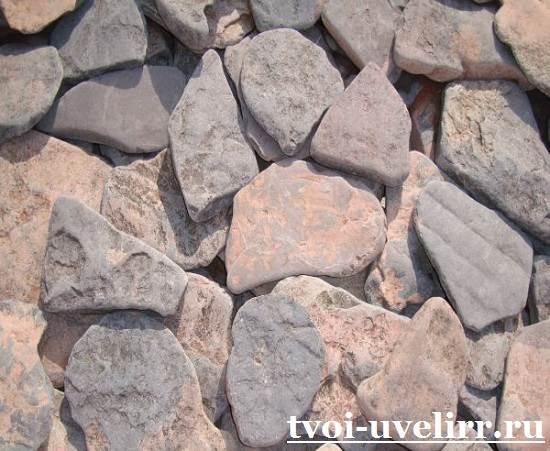 Алевролит-камень-Свойства-алевролита-Применение-алевролита-6