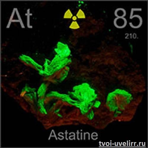 Астат-элемент-Свойства-астата-Применение-астата-2