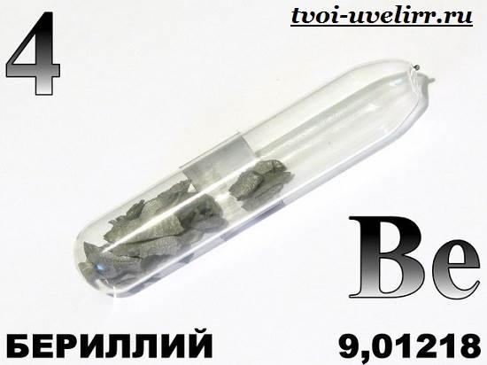 Бериллий-Свойства-бериллия-Применение-бериллия-2