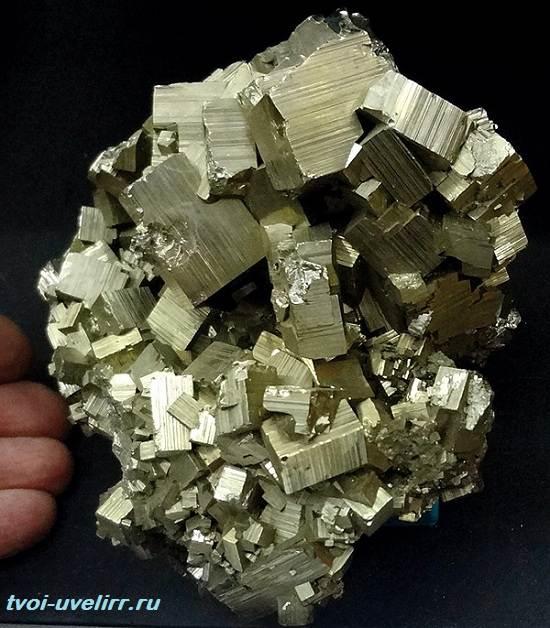 Что-такое-железный-колчедан-Свойства-и-применение-железного-колчедана-5