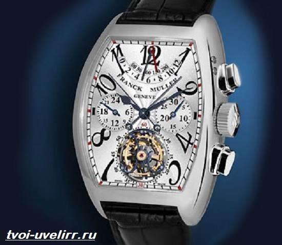 Часы-Franck-Muller-Особенности-цена-и-отзывы-о-часах-Franck-Muller-1