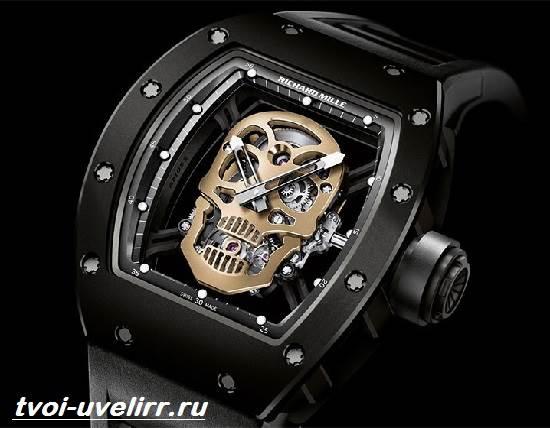 Часы-Richard-Mille-Особенности-цена-и-отзывы-часов-Richard-Mille-1