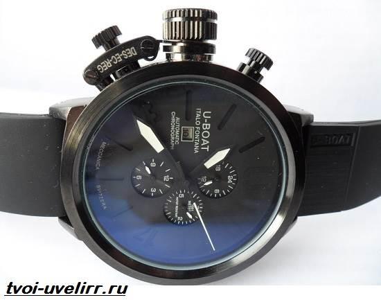 Часы-U-Boat-Особенности-цена-и-отзывы-о-часах-U-Boat-3