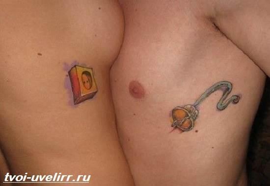 Тату-для-влюбленных-Значение-тату-для-влюбленных-Эскизы-и-фото-тату-для-влюблённых-7