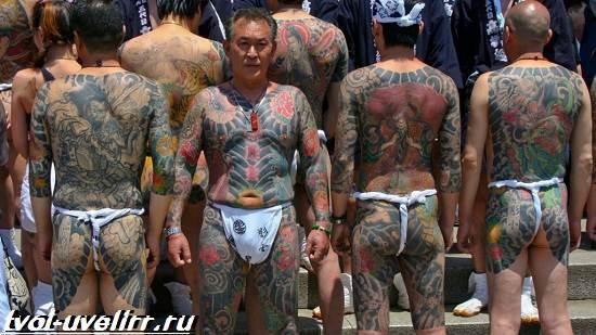 Тату-якудза-Значение-тату-якудзы-Эскизы-и-фото-тату-якудзы-2
