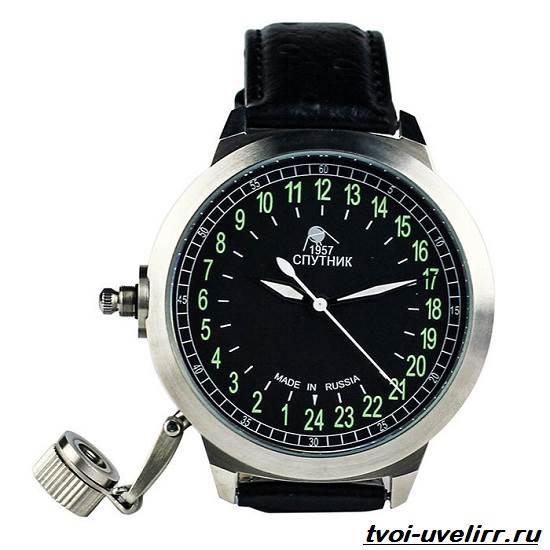 Часы-Спутник-Описание-особенности-отзывы-и-цена-часов-Спутник-4