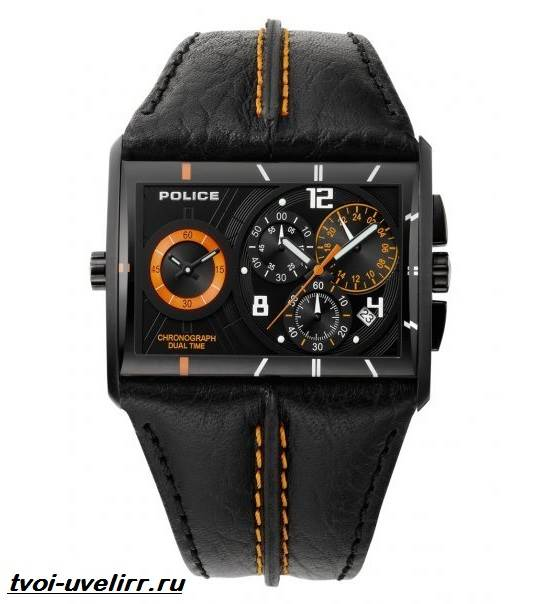 Часы-Police-Описание-особенности-отзывы-и-цена-часов-Police-2