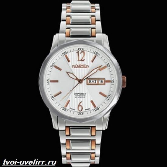 Часы-Roamer-Описание-особенности-отзывы-и-цена-часов-Roamer-5