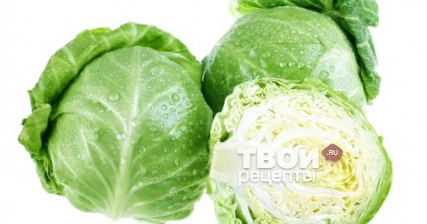 Рецепты блюд из белокочанной капусты с пошаговым фото на ...