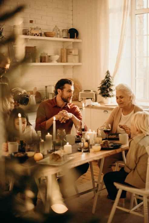 Razvijanje socijalnih vještina će Vam pomoći u obiteljskim odnosima.