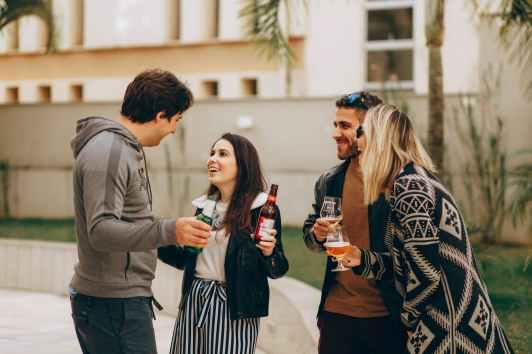 Razvijanje socijalnih vještina će Vam pomoći u prijateljskim odnosima.
