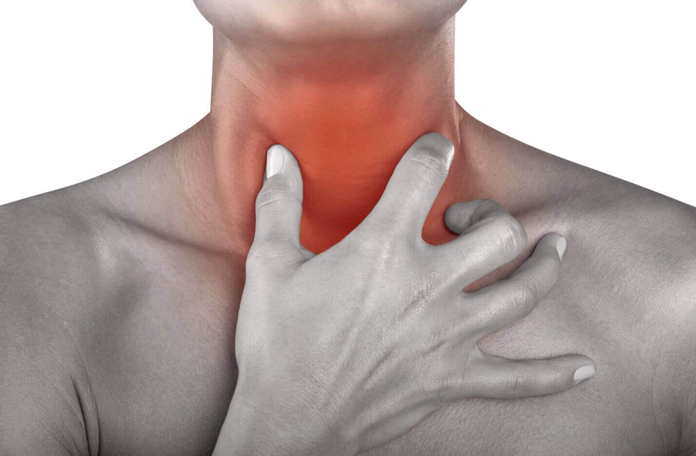 Чем лечить ожог слизистой оболочки полости рта от аммиака кипятка нашатырного спирта и химических веществ
