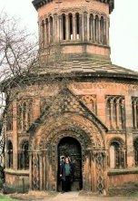 A Mausoleum in the Glasgow Necropolis