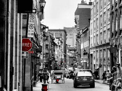 Rue St. Paul, Montreal