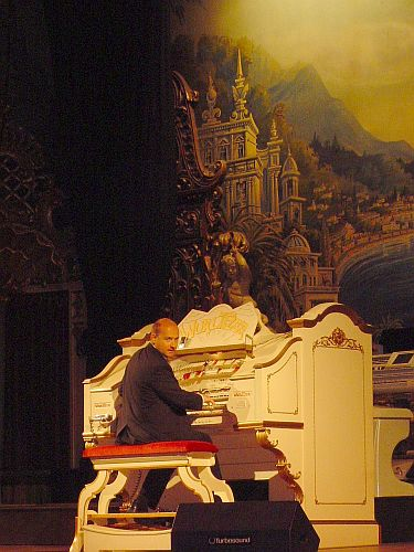 Blackpool Ballroom organ master