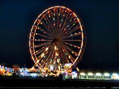 Blackpool Illuminations on the Central Pier
