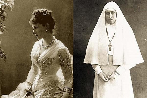 Святая преподобномученица великая княгиня Елизавета Федоровна