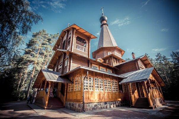 Святой преподобный Серафим Вырицкий. Памятные места